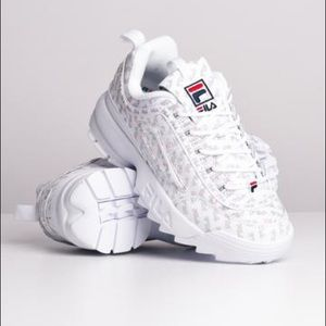 Women's Fila Disruptor